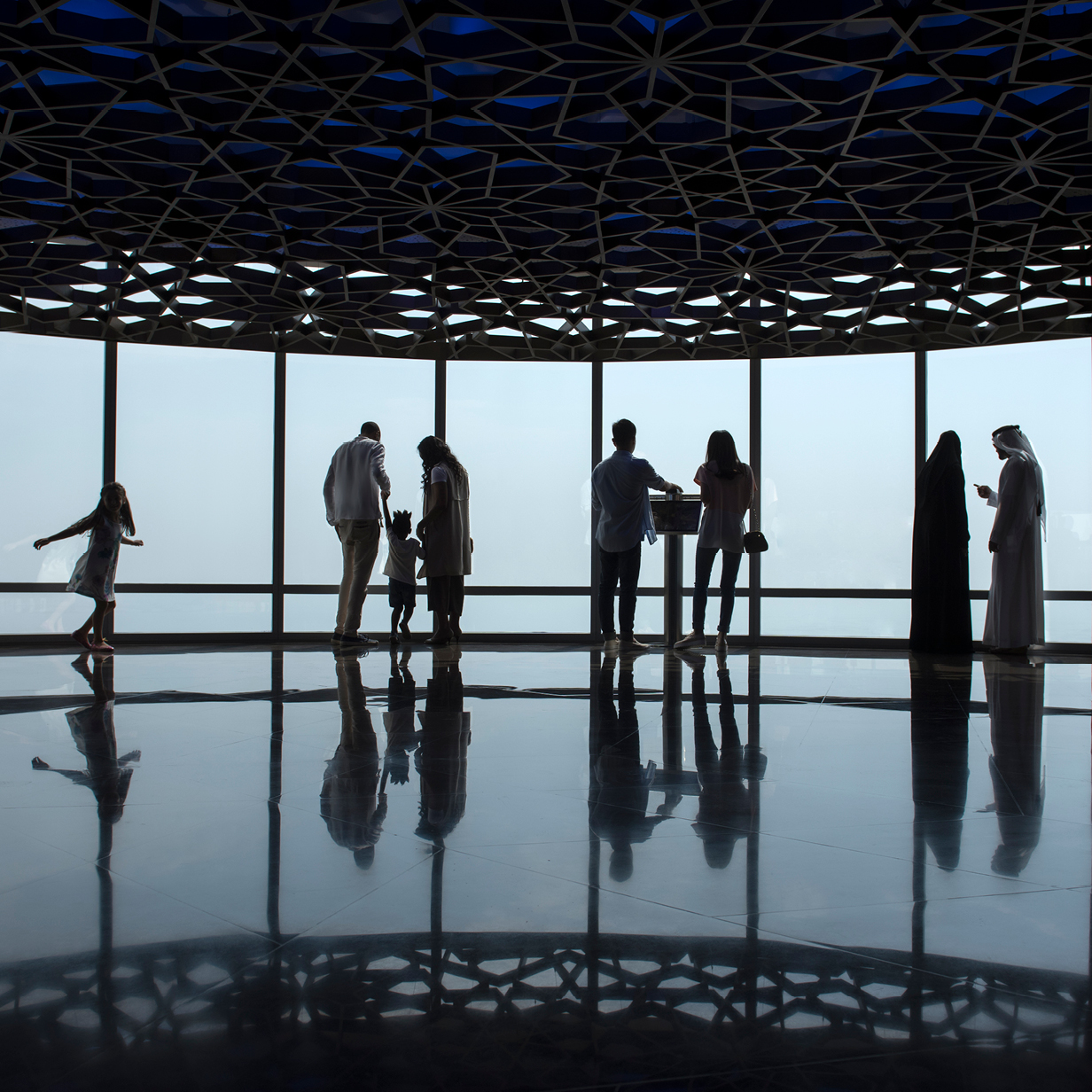 The Top Burj Khalifa Attraction