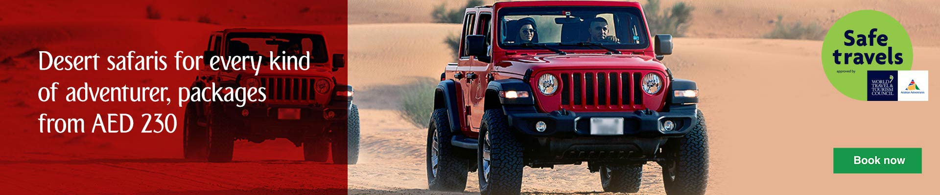Desert Safari Dubai Offers