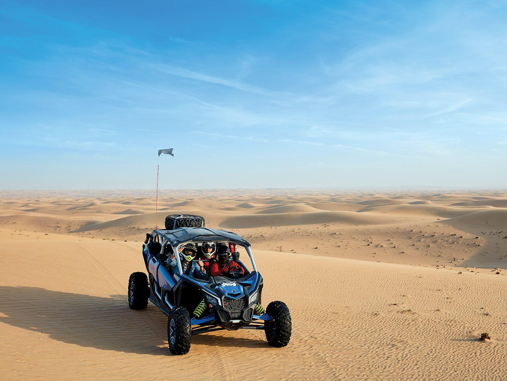 Best dune buggy experience in Dubai