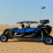 Desert Dune Buggies in Dubai