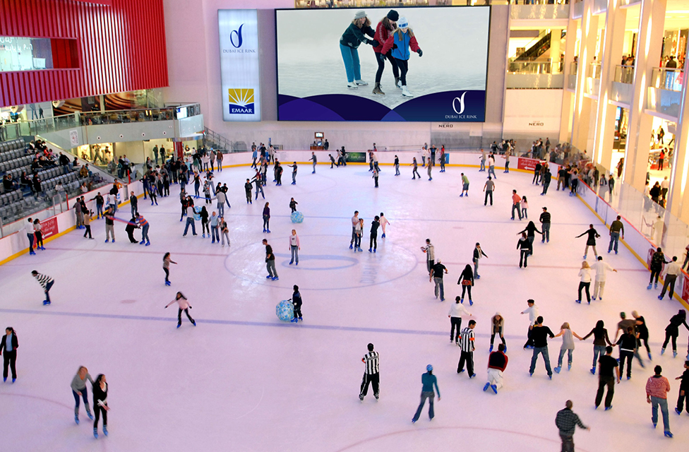 Ice Skating dubai tickets
