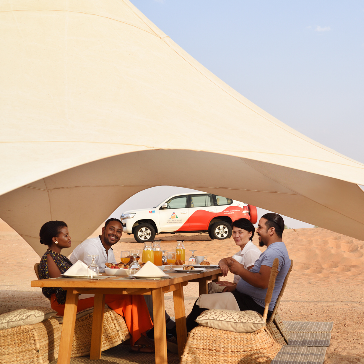 Morning Desert Safari Dubai Private Vehicle