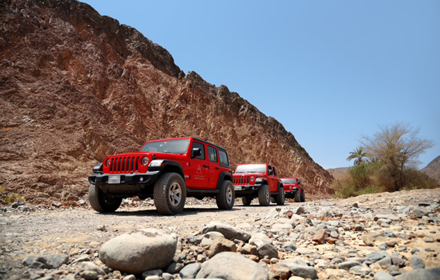 Jeep Safari to RAK & Fujairah