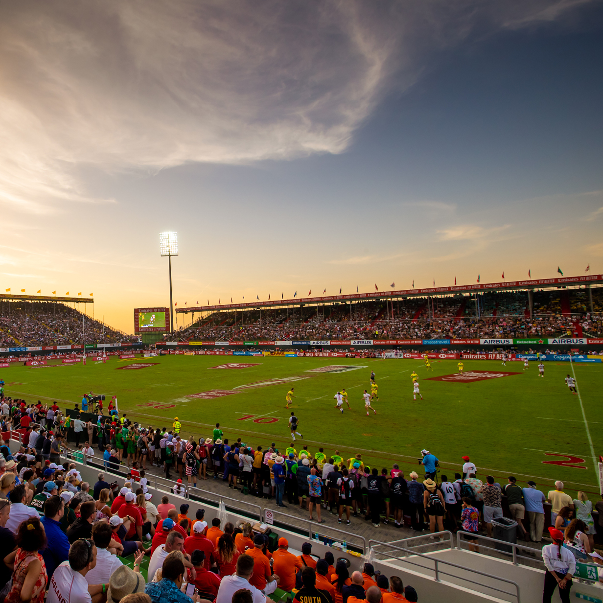 Emirates Airline Dubai Rugby Sevens, , large