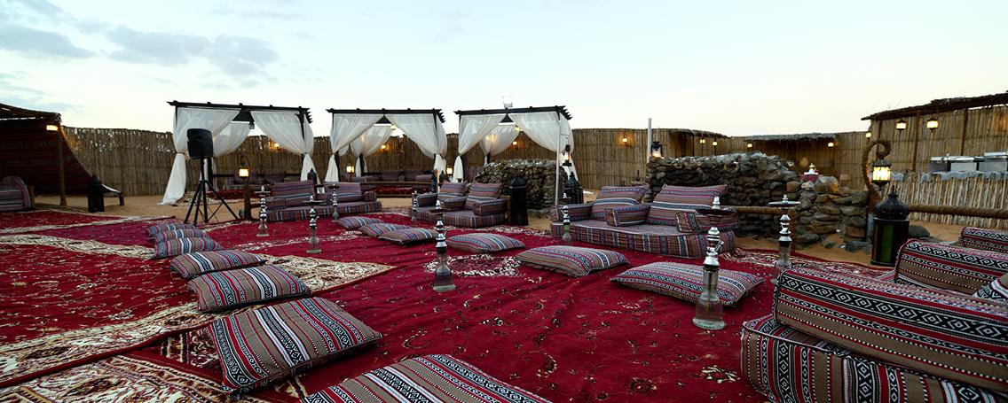 Evening Desert Safari in Dubai Vip Trip
