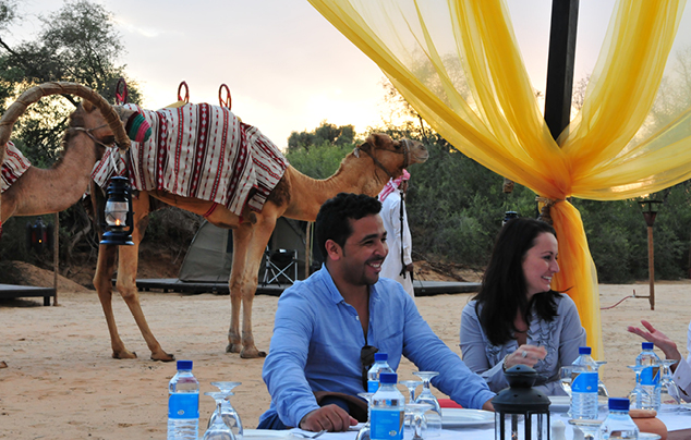 Overnight Safari in Dubai