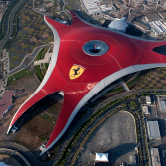 Ferrari World Abu Dhabi, , small