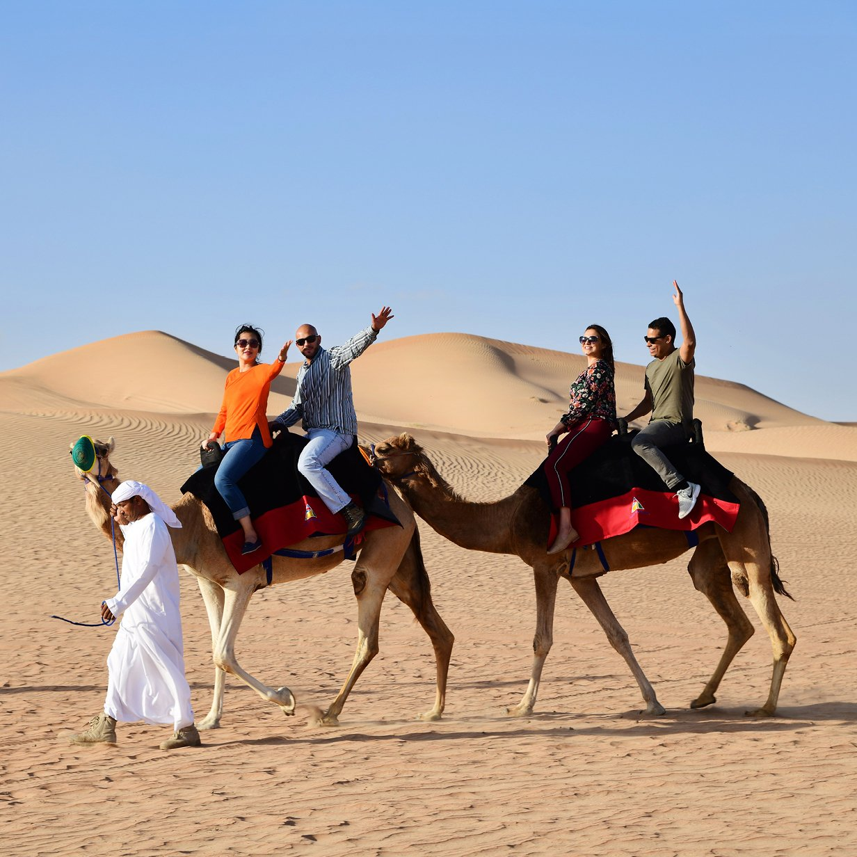 Camel Trekking Private Vehicle, , large