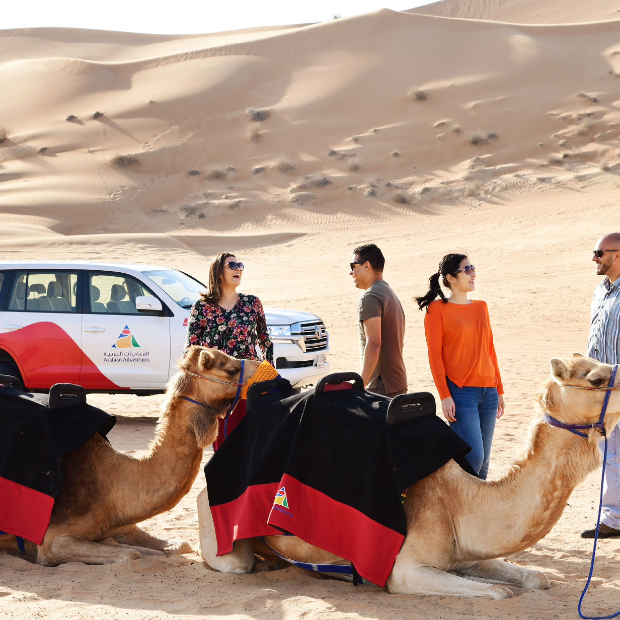 Morning Desert Safaris in Dubai - Shared Vehicle, , large