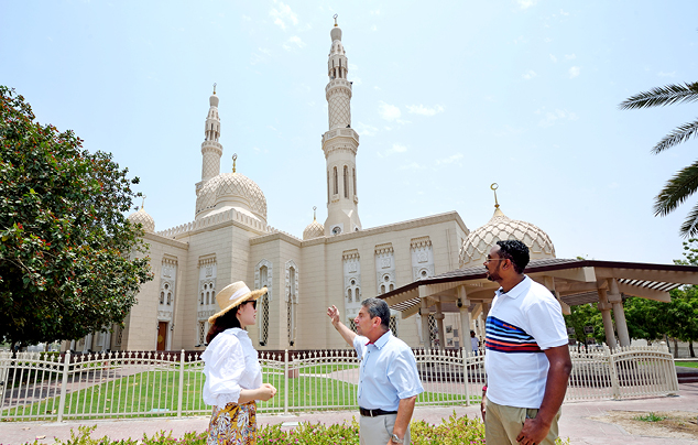 Dubai City Sightseeing Tours