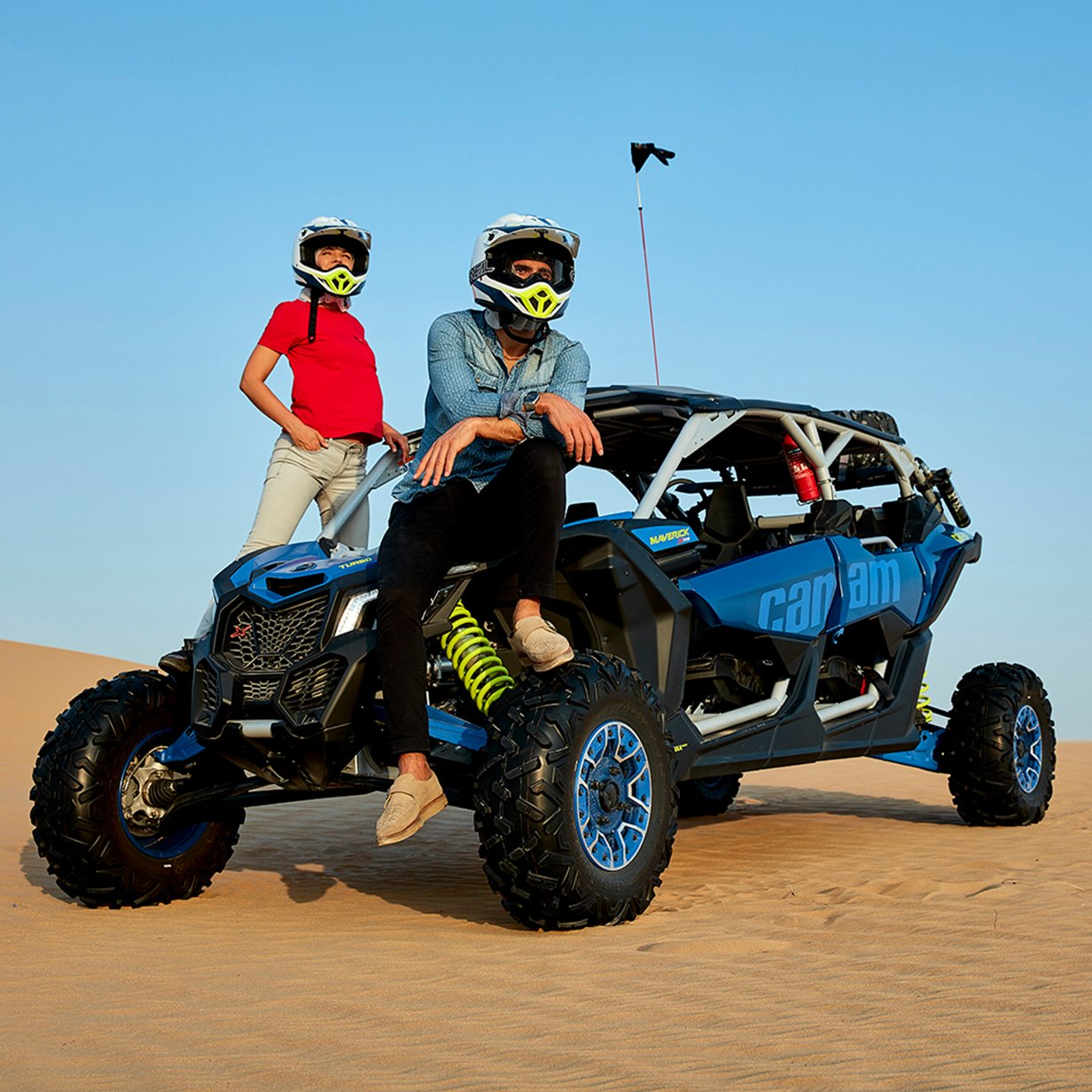 Desert Dune Buggies in Dubai - Morning Run, , large