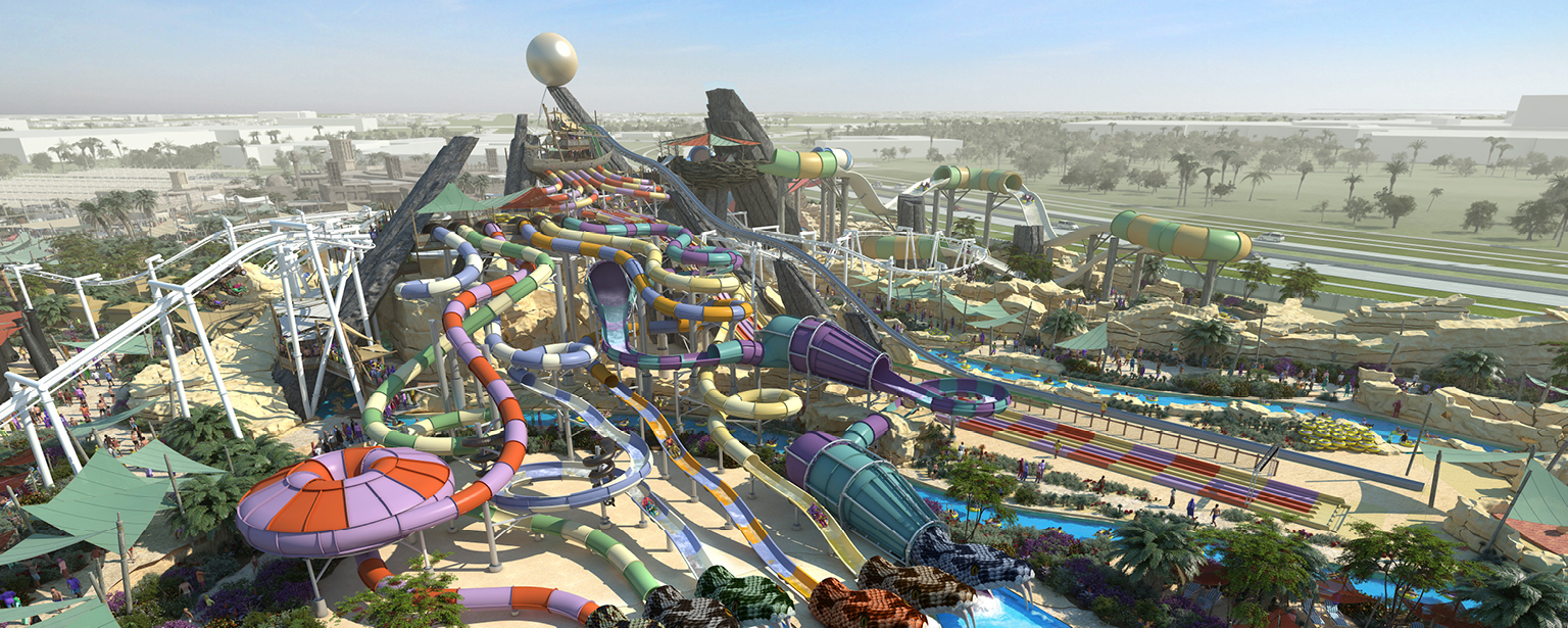 Yas Water World Abu Dhabi tickets